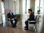 Interview exclusive  du Prince Albert II de Monaco sur KTO