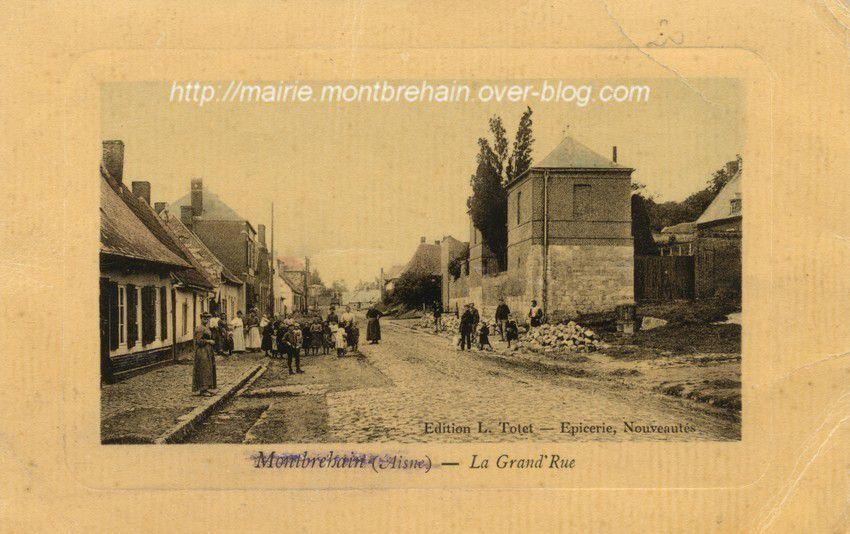 Montbrehain autrefois