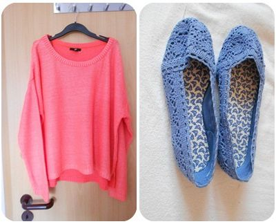 NEW IN : H&M + GINA TRICOT