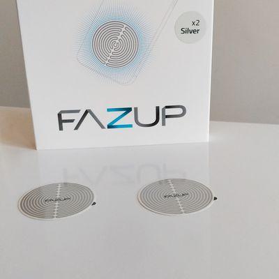 Ma collaboration avec Fazup : patch anti-ondes