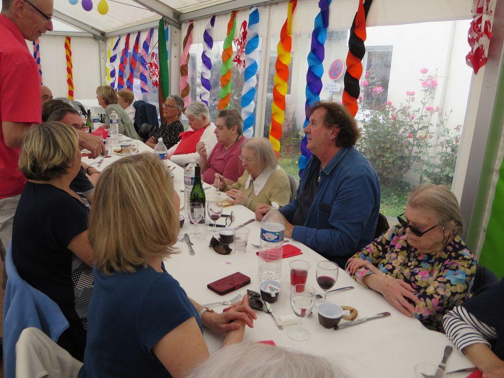 6 Juin : Fête des familles à la résidence