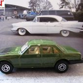 FORD GRANADA 2.8L GL MC TOY 1/64 - car-collector.net