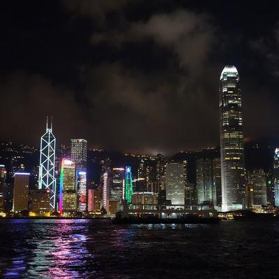 Week-end à Hong Kong