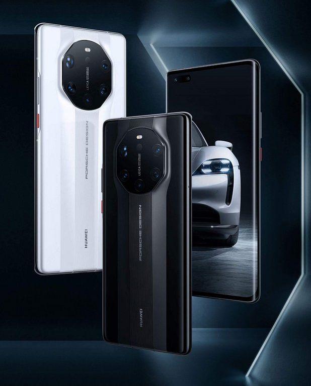 Collection téléphones portables PORSCHE Design de 2007 à 2021 du Sagem P'9521 au Huawei Mate 40