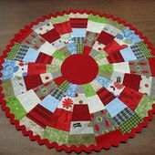 The Way I Sew It: String Ring Table Mat Tutorial