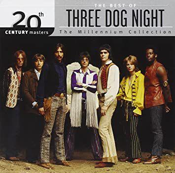 three dog night, un groupe de rock américain formé en 1968 par 3 chanteurs et des musiciens, ils ont obtenu 3 hits