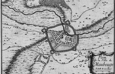 REDITION DE MAUBEUGE LE 12 JUILLET 1815 ....