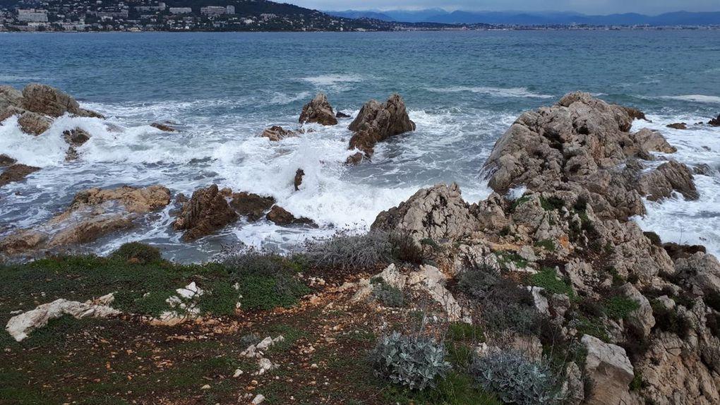 Séjour Théoule sur mer du 09 au 11 nov.2019