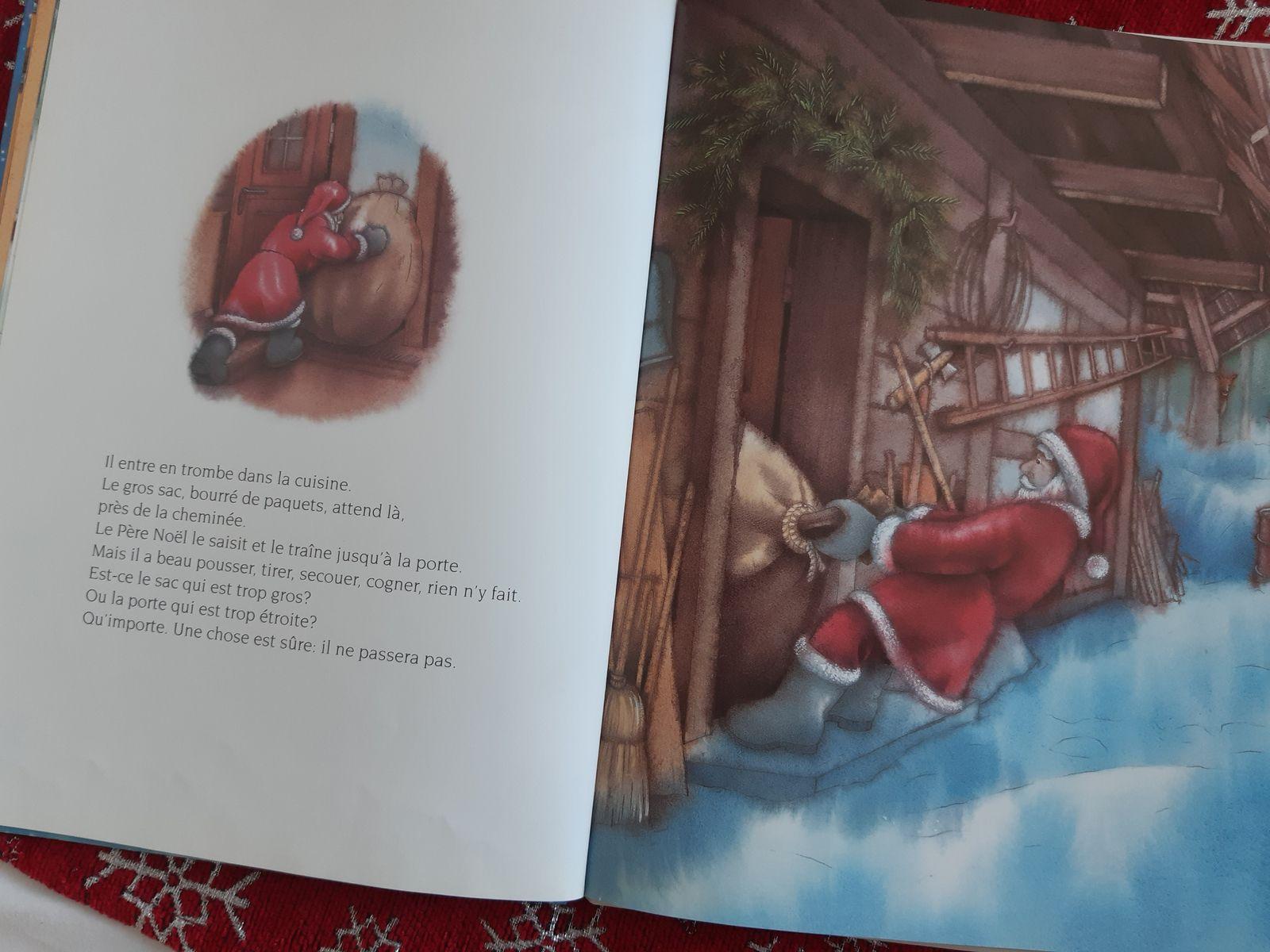 Père Noël réveille-toi !