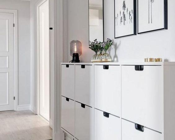 Six bonnes idées pour aménager un couloir