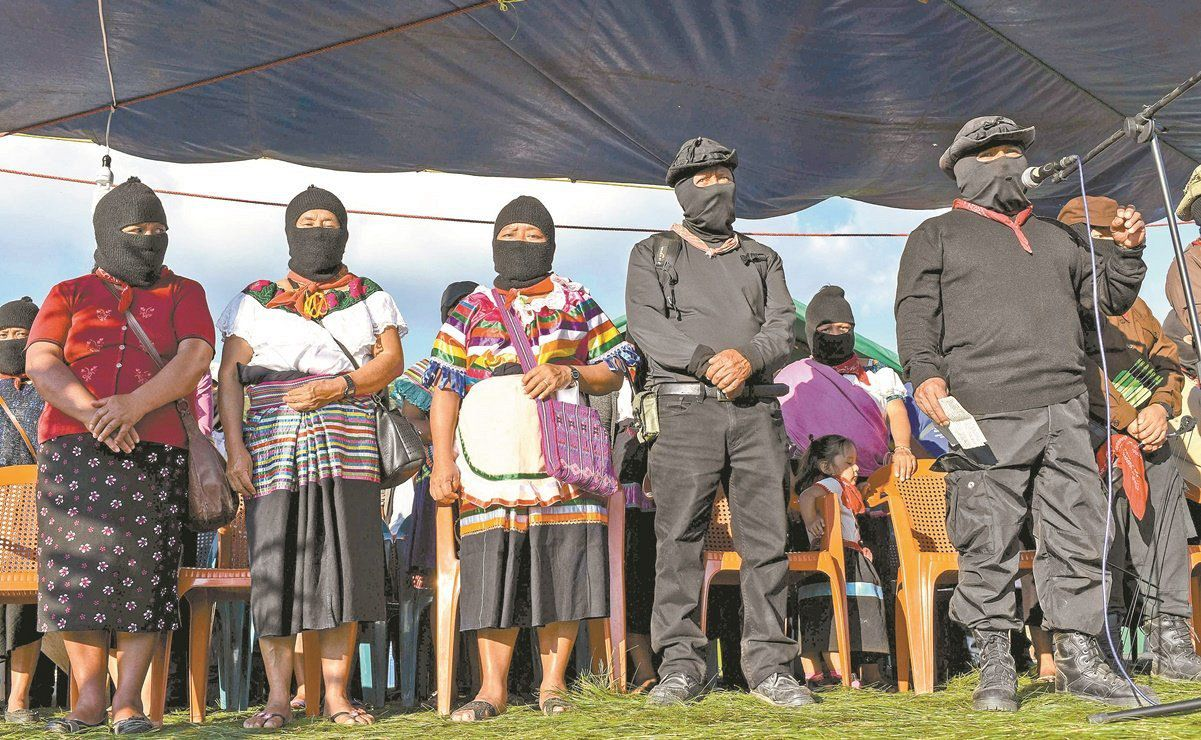« L'invasion zapatiste » commence !