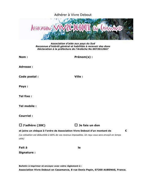 Album - Association-Vivre-Debout