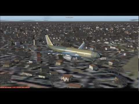 A330-200F Toulouse-Hambourg...