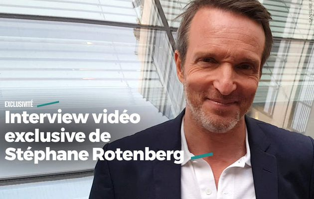 Interview vidéo exclusive de Stéphane Rotenberg #PekinExpress