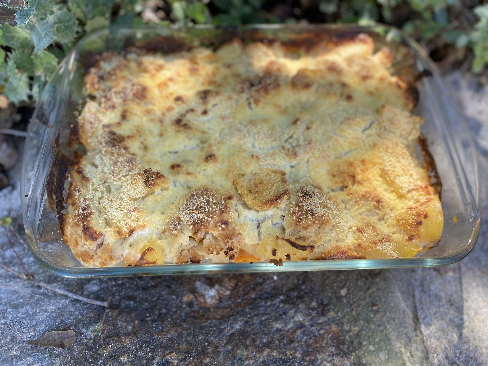 PARMENTIER DE CHOU-FLEUR AU SAUMON WEIGHT WATCHERS AU THERMOMIX  7 💚 4 💙 3 💜