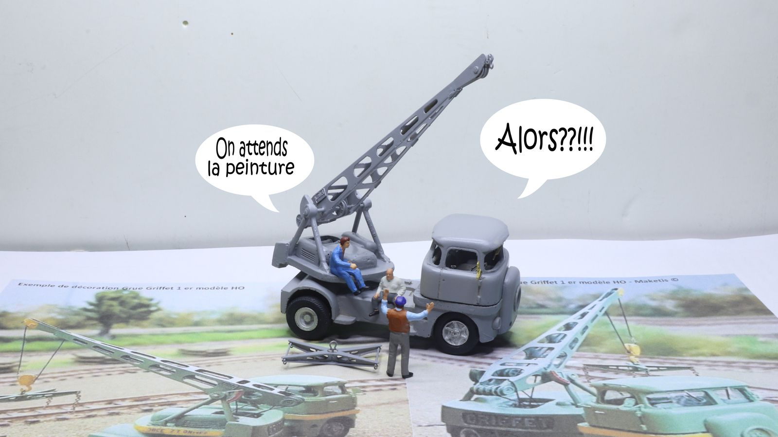 Grue Griffet: humour!!