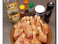 Pilons de poulets au barbecue marinade Buffalo