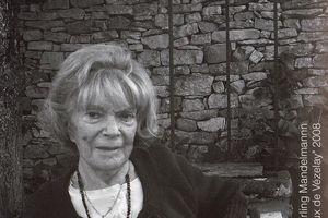 Vézelay, Tatiana Roy n'est plus