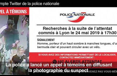 Colis piégé à Lyon : trois suspects, dont un mineur, interpellés