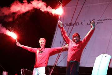 Groupe GCA – Mille et un sourires wins the Transat Jacques Vabre Normandie Le Havre Multi50