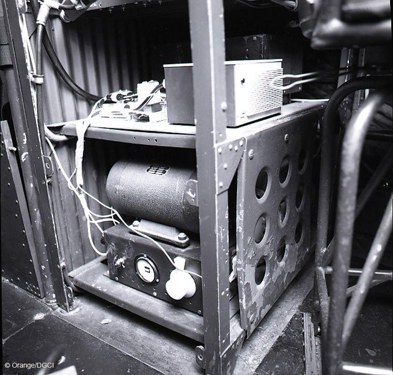 Les photos des DC3 du CNET retrouvées dans les archives de Orange.