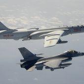 L'armée de l'air chinoise pénètre en force dans l'espace aérien de Taïwan - Business AM