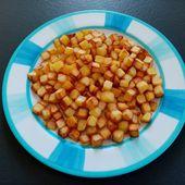 Pommes de terre rissolées surgelées à l'extra crips cookeo - Mes Meilleures Recettes Faciles