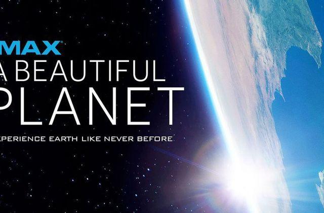 """[Sortir] La Géode : découvrez """"A beautiful planet"""", un film de Toni Myers (à partir du 12 octobre)"""