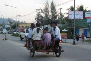 Autofahren in Thailand