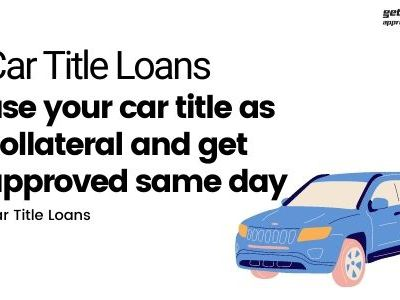 How to apply for Car Title Loans?