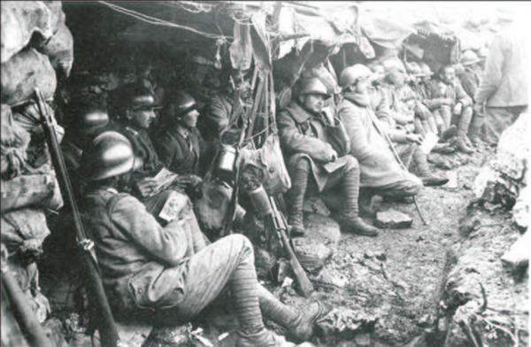 smitizzare il mito della Prima Guerra Mondiale