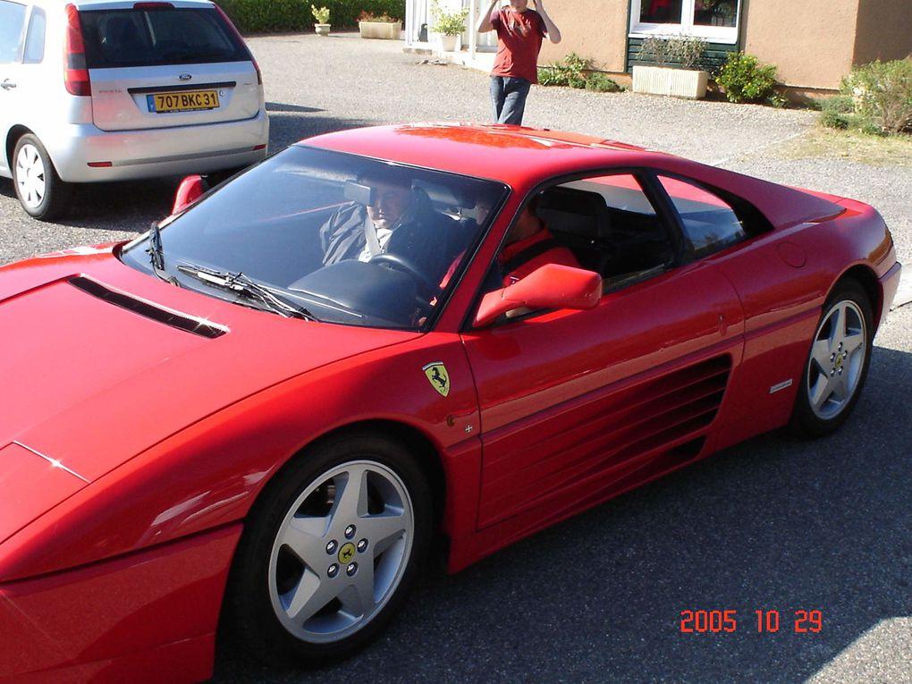 Essai Ferrari