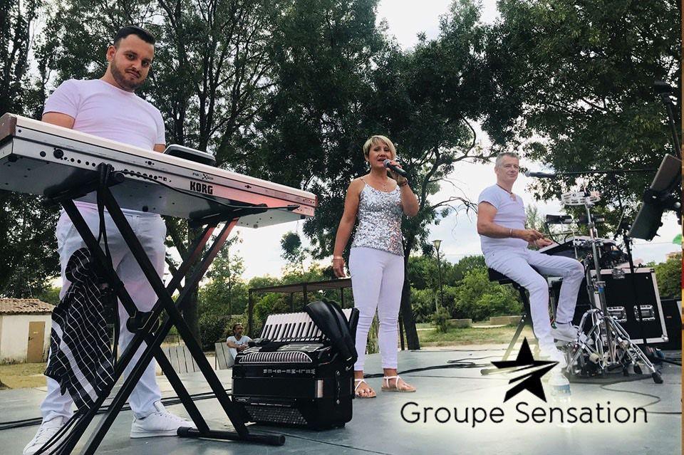 Trio variété musette à Montpellier