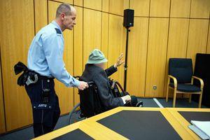 Allemagne : un ex-garde d'un camp nazi jugé à 94 ans