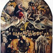 Le Greco- L'Enterrrement du comte d'Orgaz - LANKAART