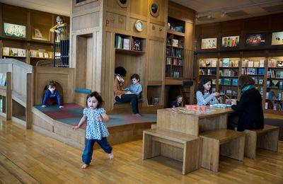 Rencontre professionnelle : Ouvrir les possibles de la bibliothèque jeunesse