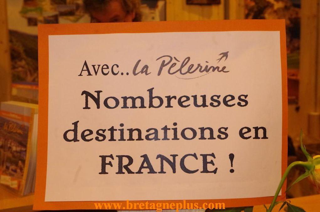 Pendant 3 jours, les 24-25 et 26 Janvier 2014, se déroulait à Rennes, le Salon International du Tourisme