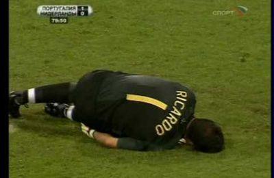 L'Image du jour : Portugal / Pays-Bas 2006, un match de bouchers