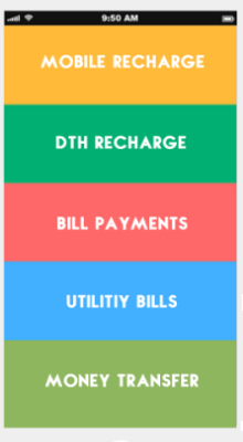 Mobile Recharge Software | DTH Recharge | Electricity Bill