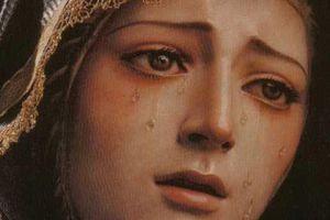 Jacarei 19 Avril 2019 - Vendredi Saint de la Passion de Notre Seigneur Jésus Christ - Message de Notre Dame des Douleurs à Marcos Tadeu