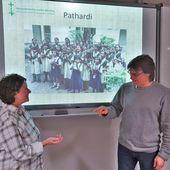 Global Health-Experte Michael Kuhnert sensibilierte Q11ler des Gymnasiums Veitshöchheim - Schüler veranstalten am 4. Adventswochenende auf Weihnachtsmarkt einen Flohmarkt für Mädchenheim in Indien - Veitshöchheim News