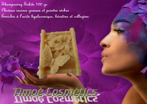 shampooing solide fusion timoé
