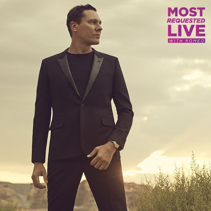 Tiësto vidéo - Live Chat with fans for On Air Romeo on IHeart radio - february 27,  2021
