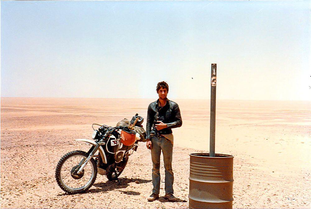 Extrême Nord du Niger avant Arlit (1981)