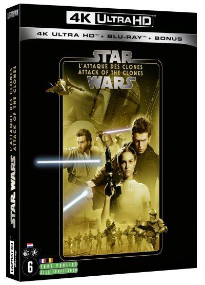 Blu-Ray 4k UHD Star Wars
