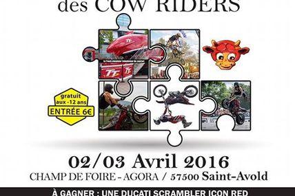 Saint-Avold 24ème Salon du 2 roues les 2 et 3 avril