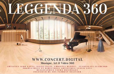 Leggenda 360 (BANDE-ANNONCE) de Leslie Lévi et Laura Desimages