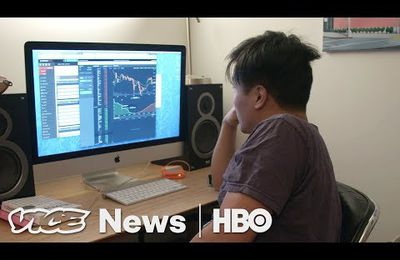 What It's Like To Be Absolutely Obsessed With Bitcoin - Video