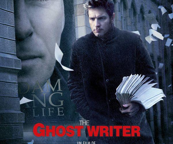 The Ghost Writer : thriller éthéré