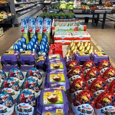 Votre supermarché Spar diffuse fréquence Montmerle Ain